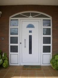 Puertas de entrada tecnoupvc for Puertas metalicas entrada principal
