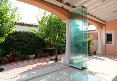Enclosures in Terraces Marbella and Estepona