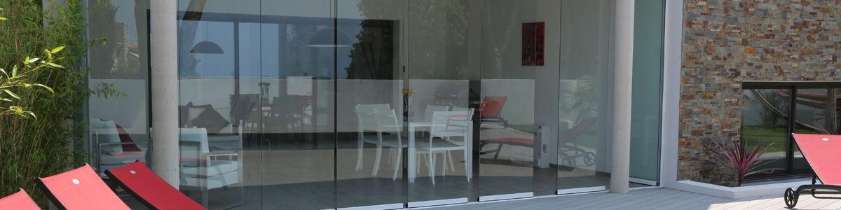 Glass Curtains Fuengirola