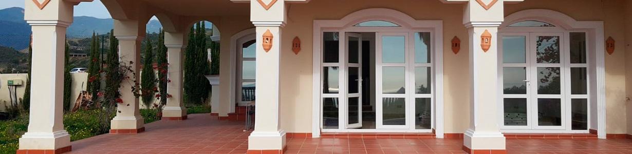 Puertas PVC Estepona Marbella