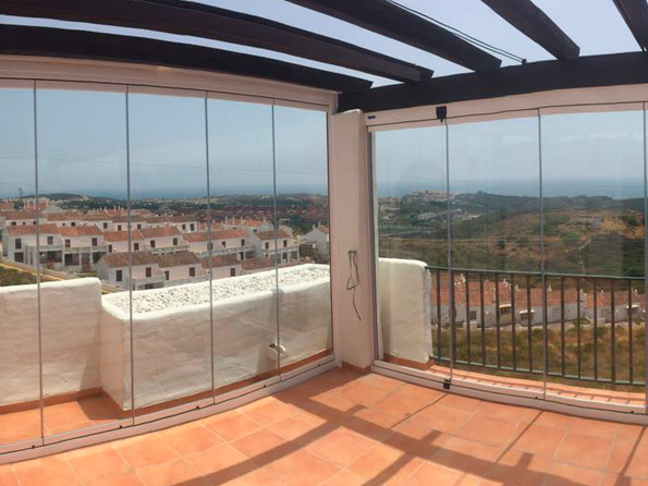 Glass Curtains Mijas