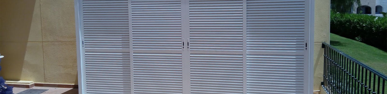 Blinds Estepona Marbella